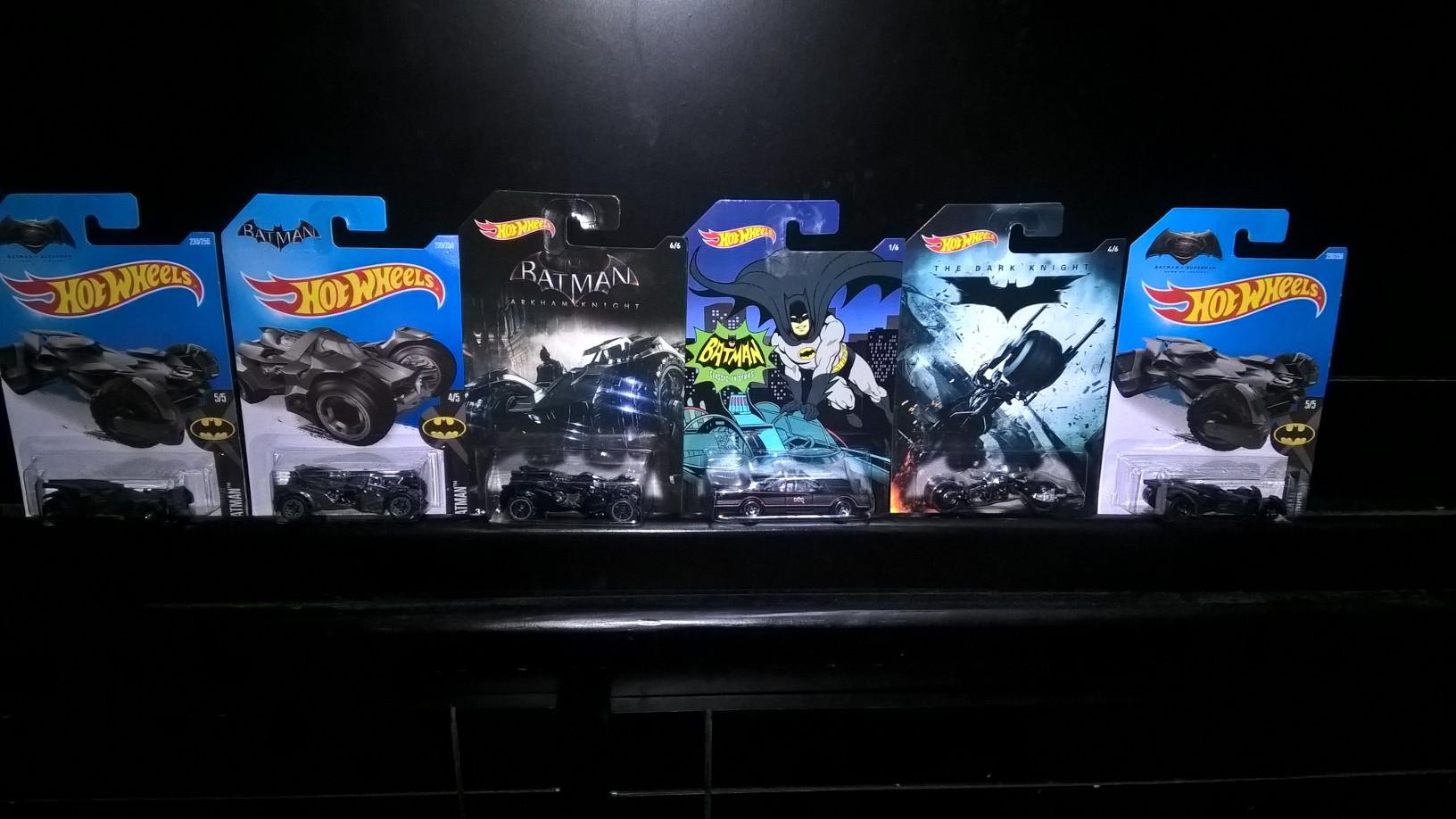 Bodega Aurrerá: carros Hot Wheels Batman a $17 y más