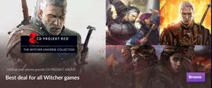 GOG - The Witcher Universe Collection