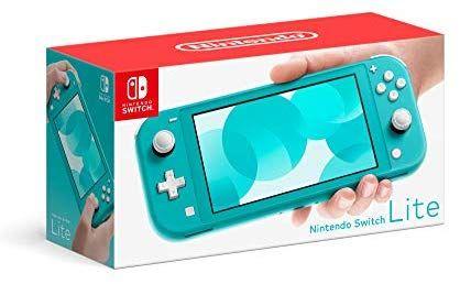 Nintendo switch Lite en Amazon con envío gratis