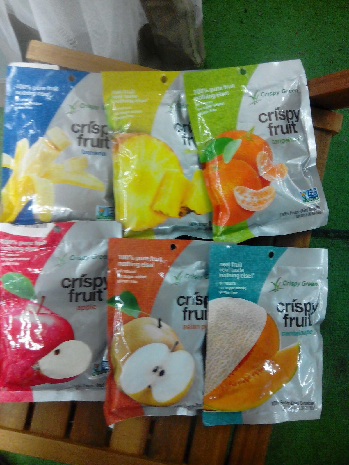 Chedraui Plaza Cristal (Tampico): fruta liofilizado a $0.85