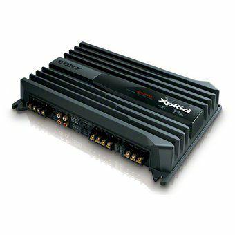 Linio: amplificador Sony 4 canales
