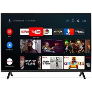 Linio - Smart TV TCL 32 Android TV * 10% Banamex + 15 Paypal