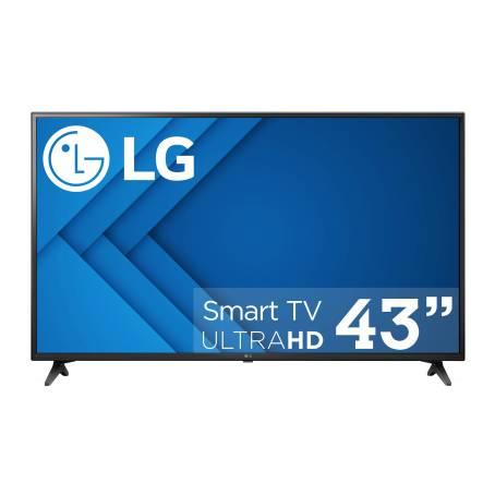 "Sam's Club pantalla LG 43"" smart UHD a 9 MSI"