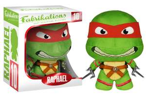 Walmart Funko Fabrikations Marvel, TMNT y Star Wars