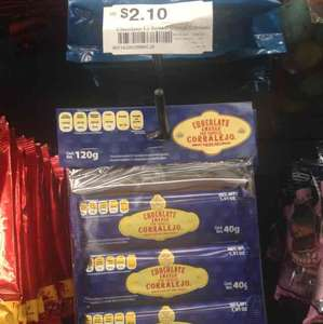 Chedraui: Chocolate amargo con Tequila Corralejo a $2.10