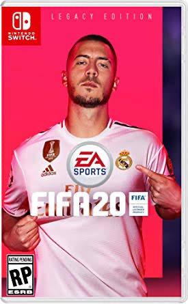 Amazon: FIFA 20 para Switch