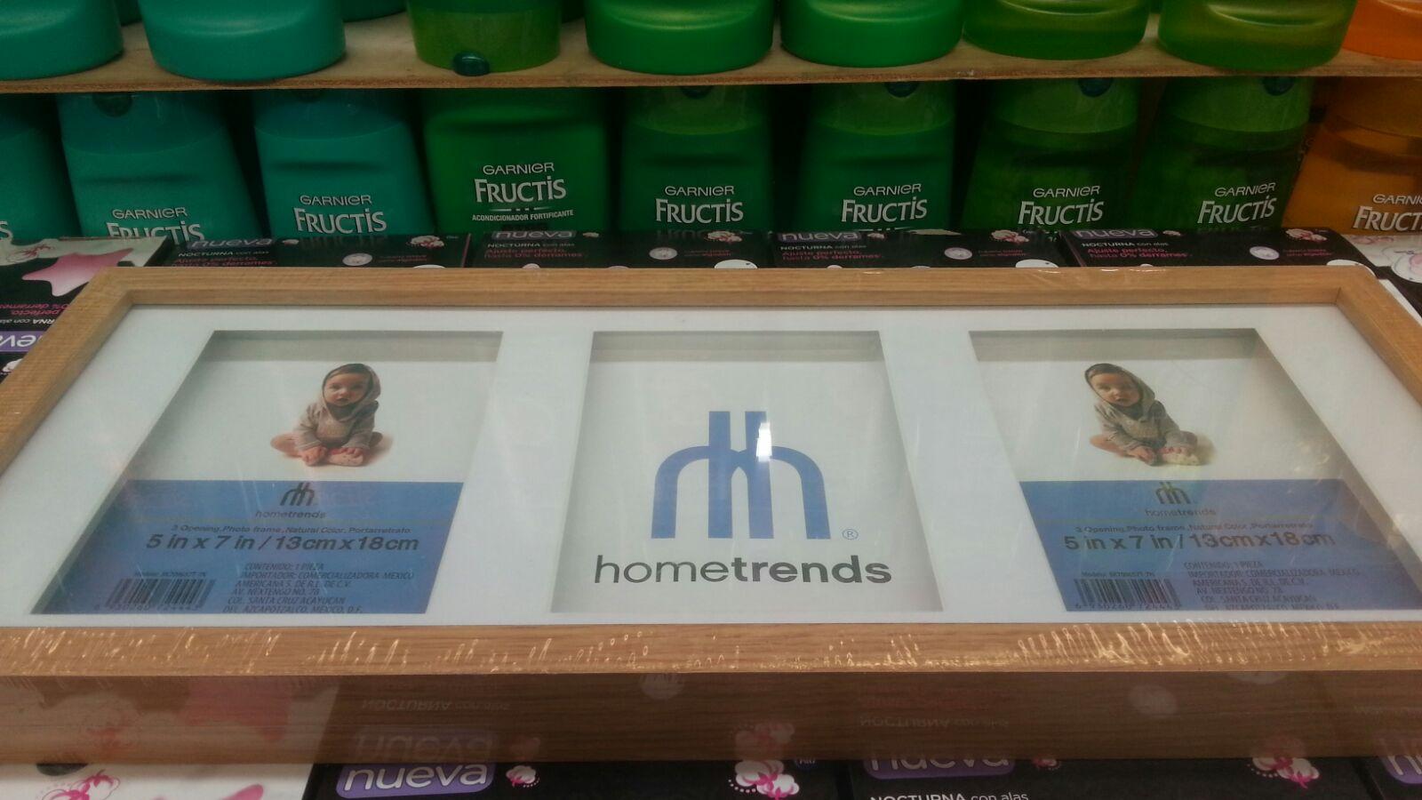 Walmart: Portarretrato de 5×7 pulgadas para tres fotos en liquidación.