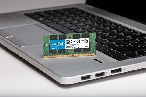 Amazon: Crucial 4GB Single DDR4 2400 MT/S Laptop