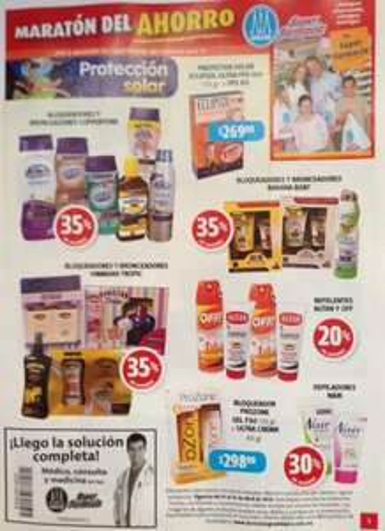 Folleto Farmacias Guadalajara del 1 al 15 de abril de 2013