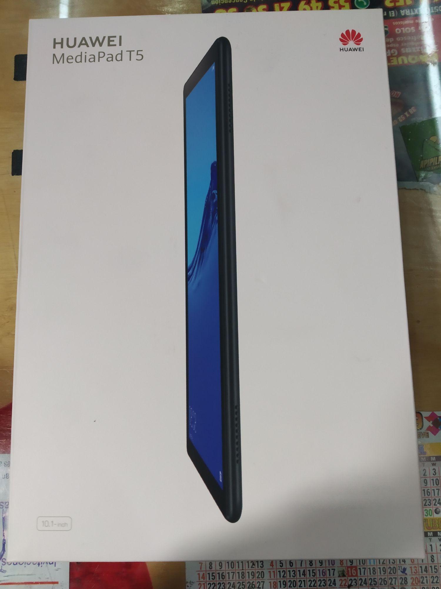 Sanborns: Tablet Huawei MediaPad T5 3ram/32gb