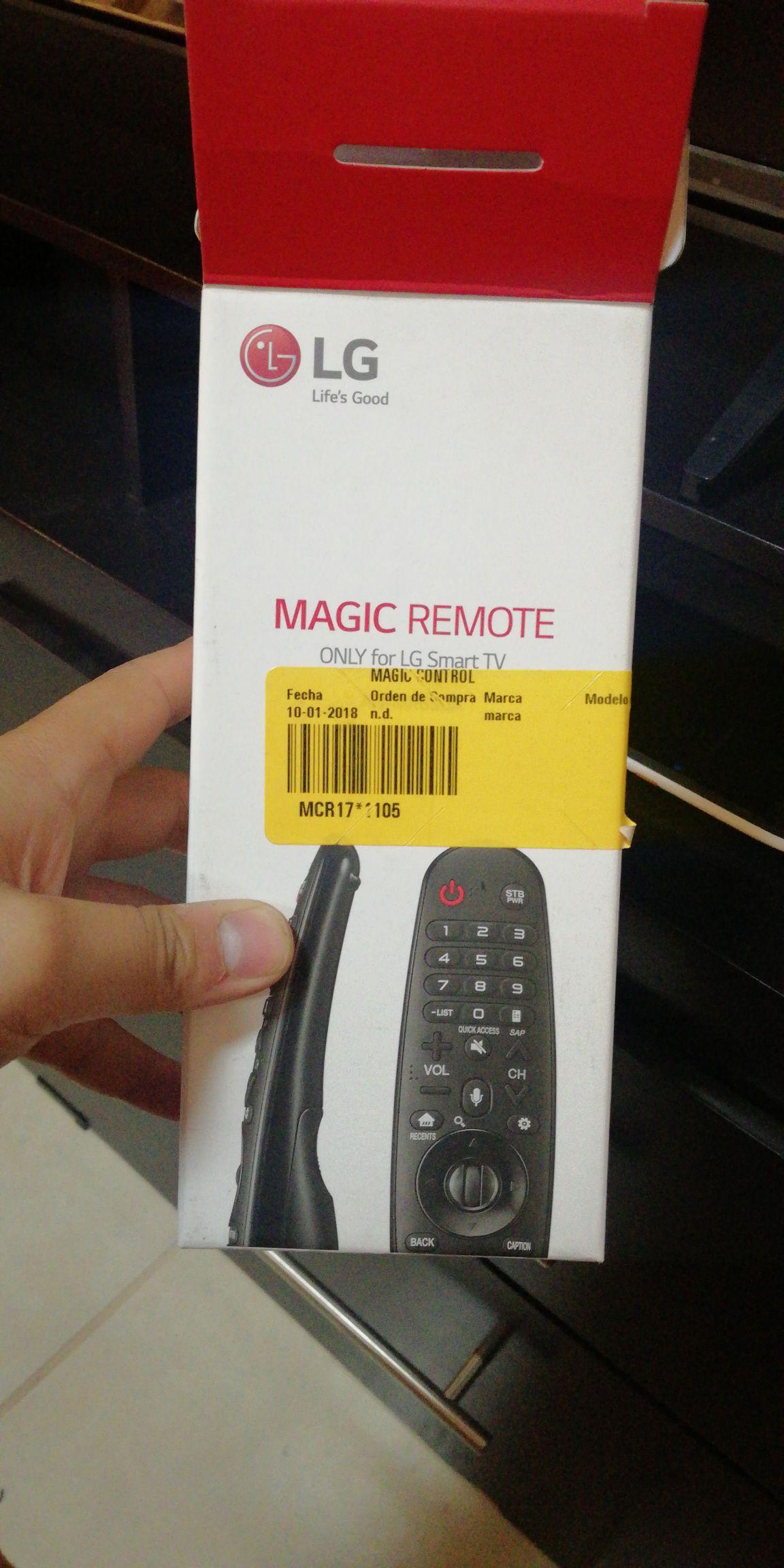 Famsa:Lg Magic remote $149