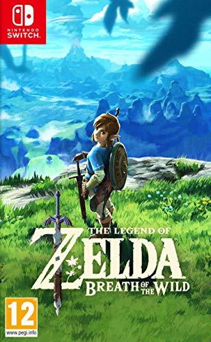 Amazon: The Legend of Zelda Breath of the Wild para Nintendo Switch