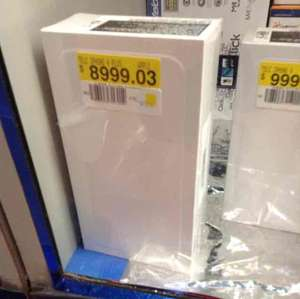 Walmart Refinería: iPhone 6 Plus de 16GB a $8,999.03