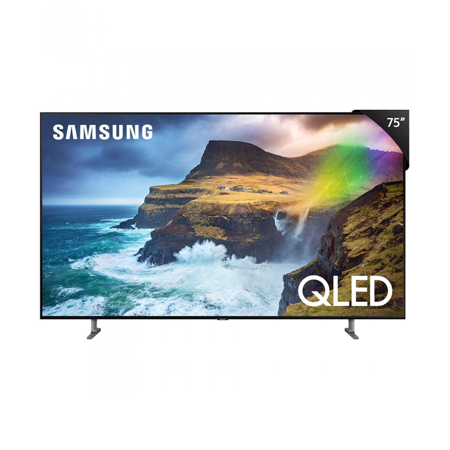 """Palacio de Hierro: Pantalla Samsung 75"""" QLED Q70"""