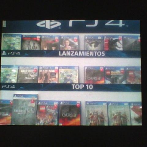 Sanborns: titulos para PS4 con 50% 30% y 25% de descuento