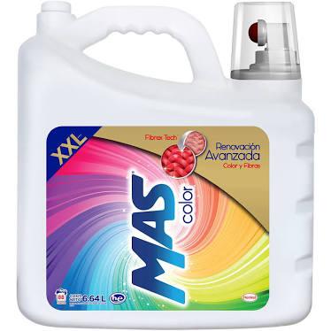 HEB en línea: Detergente máscolor de 6.64litros$139pesos