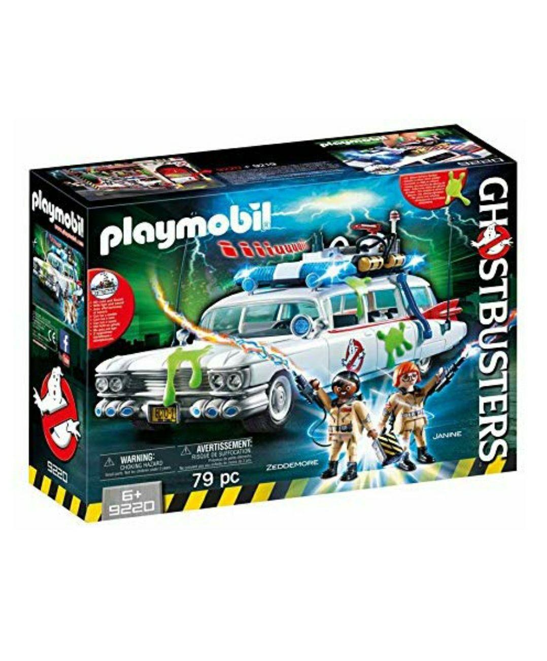 Amazon: Playmobil Ghostbusters: Ecto-1 Cazafantasmas