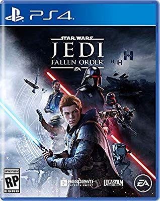 Amazon: Jedi fallen order para ps4