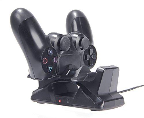 Amazon: Estación de carga para mando de PlayStation 4 DualShock 4