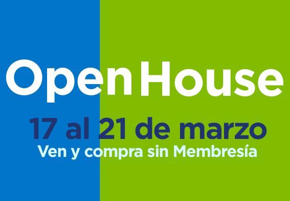 Sam's Club Open House del 17 al 21 de marzo (actualizado con ofertas)