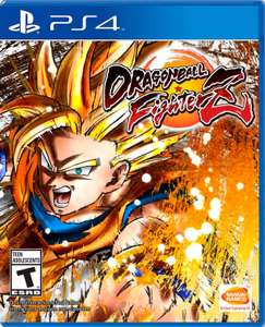 Gameplanet: Dragon ball Fighter Z PS4