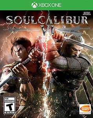 Amazon: Soul Calibur VI Xbox One