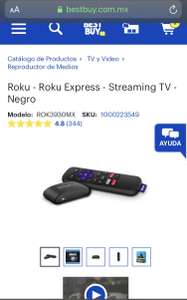 Best Buy: Roku Express