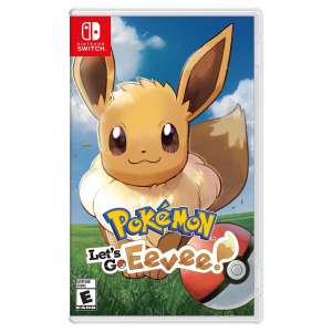 Sanborns: Pokémon: Let´s Go, Eevee! para Nintendo Switch