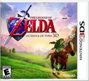 Startgames: The Legend of Zelda Ocarina Of Time 3D a $749