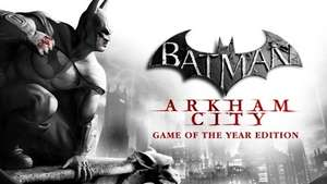 Steam (BundleStars) - Batman Arkham Knight Premium Edition a $420