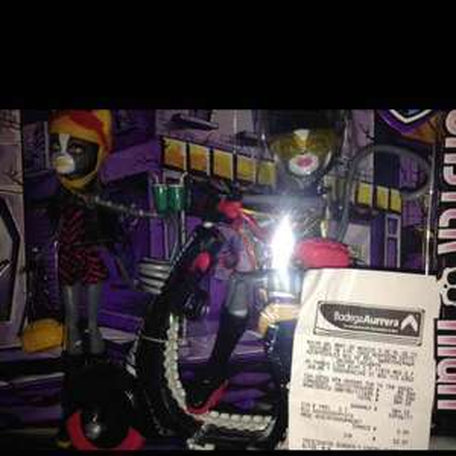 Bodega Aurrerá Tacubaya: Set Monster High con Scooter a $295