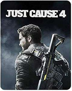 Amazon: Just Cause 4 Steelbook Edition - Special Limited Edition - Xbox One