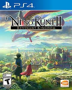 Amazon MX: Ni no Kuni II Revenant Kingdom