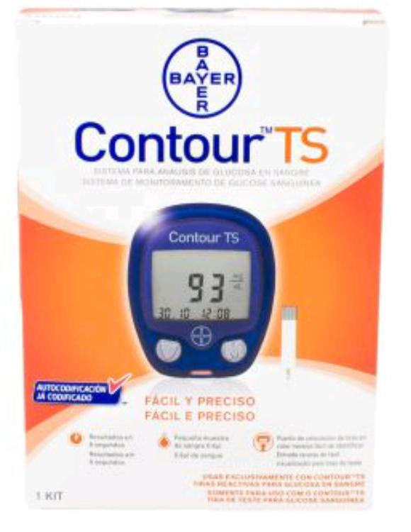 Linio: Glucómetro Bayer Contour TS a $350
