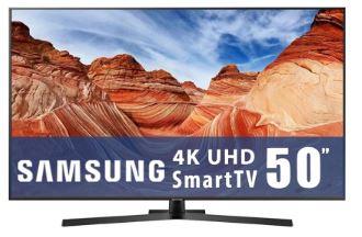 Walmart Samsung 50 Pulgadas 4K Ultra HD Smart TV LED UN50RU7400FXZX 2019