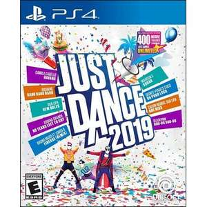 Linio: JUST DANCE 2019 PARA PS4