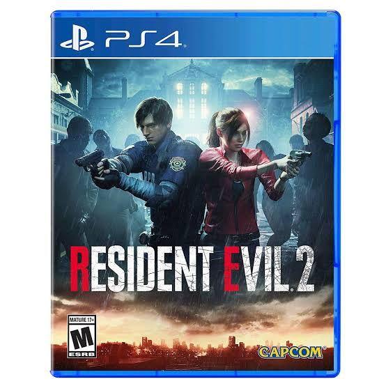 Amazon USA: Resident Evil 2 Remake - Standard Edition - PlayStation 4