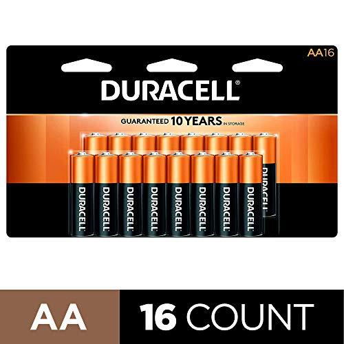 Amazon Pilas Duracell AA 16 Piezas / 13.62 cada una