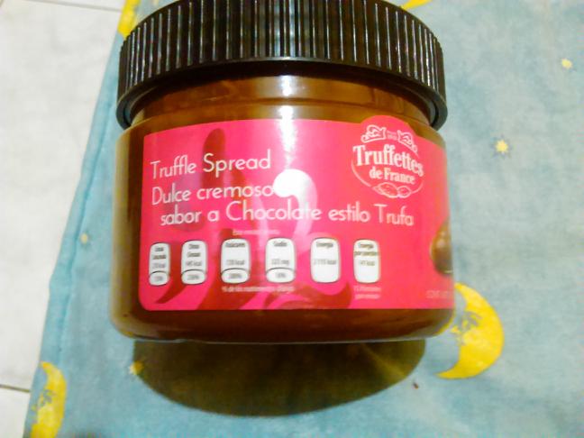 Superama: Dulce cremoso de chocolate (tipo nutella)