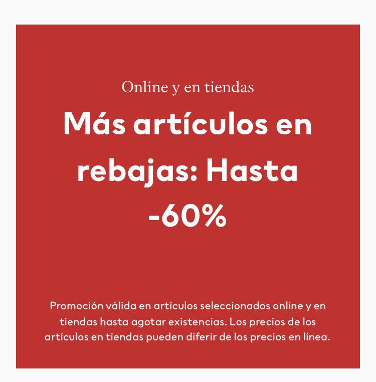 H&M hasta -60%