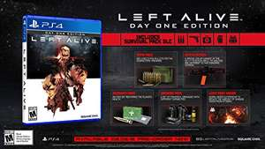 Amazon - Left Alive - PlayStation 4 Day One Edition Edition