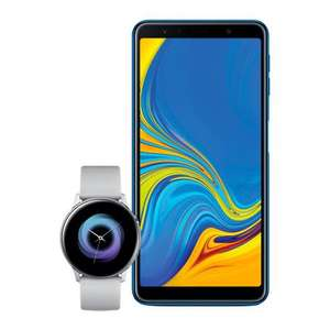 Sam's Club: Samsung A7 + Galaxy Watch Active