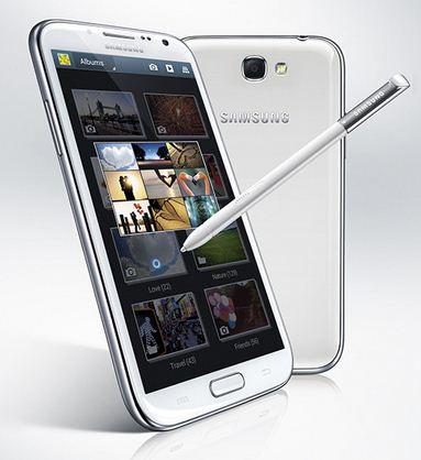 Samsung Galaxy Note II a $1,099 en plan Telcel Plus 500