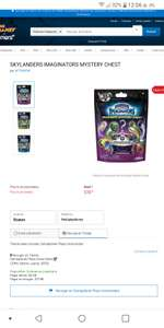 Game planet Skylanders Mistery Chest 87% off