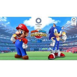 Nintendo eShop Argentina: Mario & Sonic at the Olympic Games Tokyo 2020 - Nintendo Switch