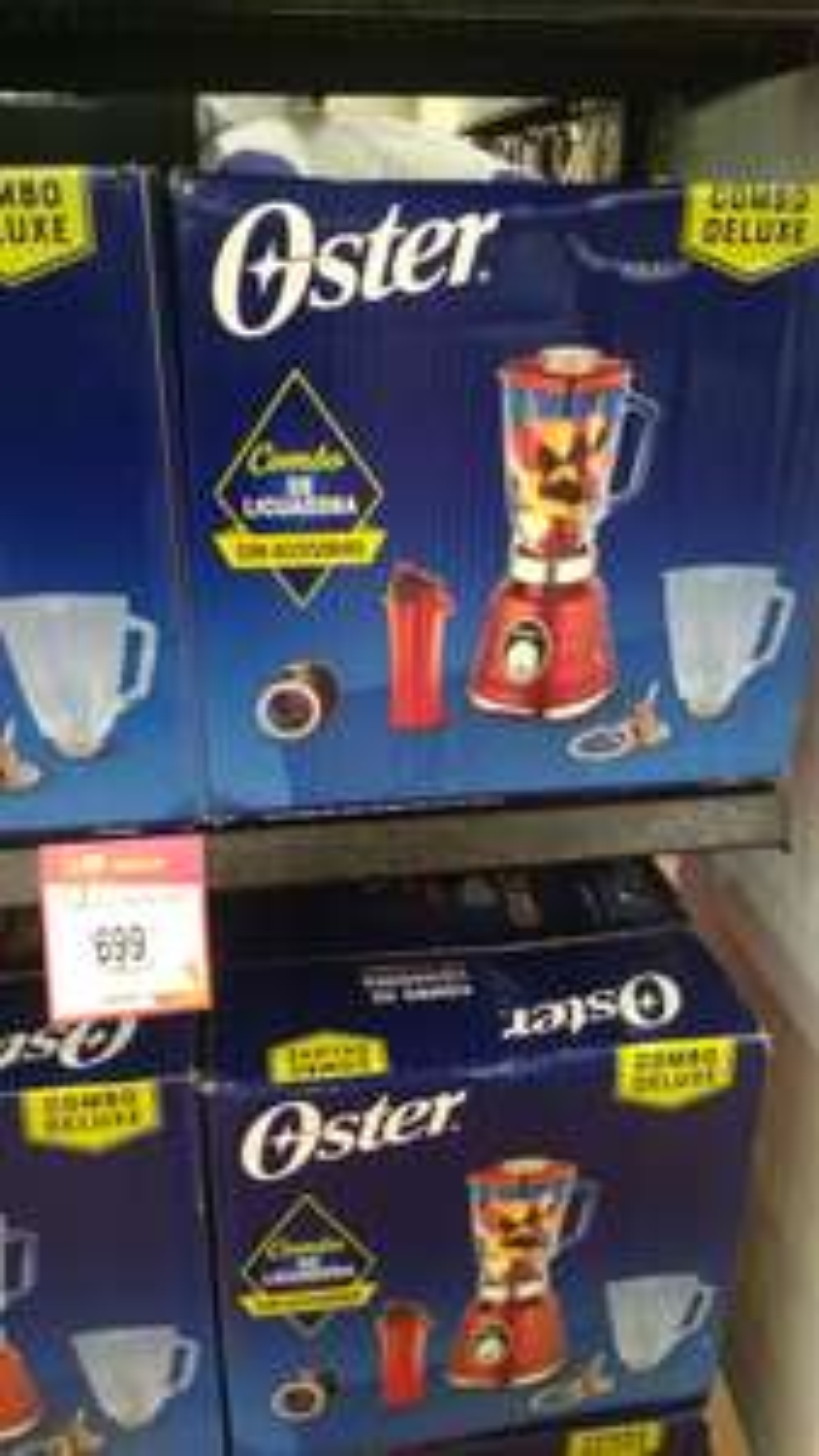 Walmart Combo licuadora oster