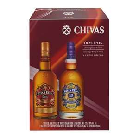 Sam's Club: Chivas Extra /18