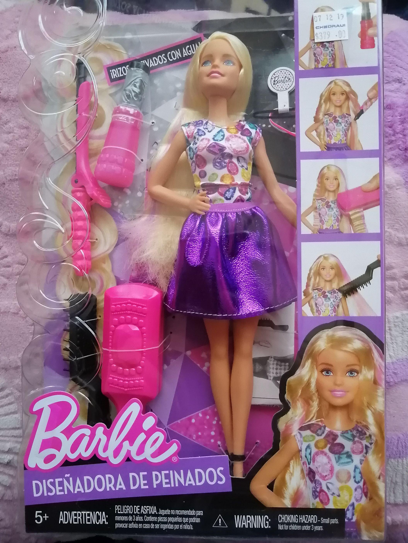 Chedraui Barbie $49