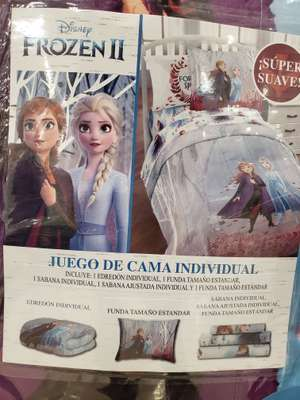 Ropa de cama Costco Merida de Frozen 2, Minnie, Spiderman o Toy Story 4