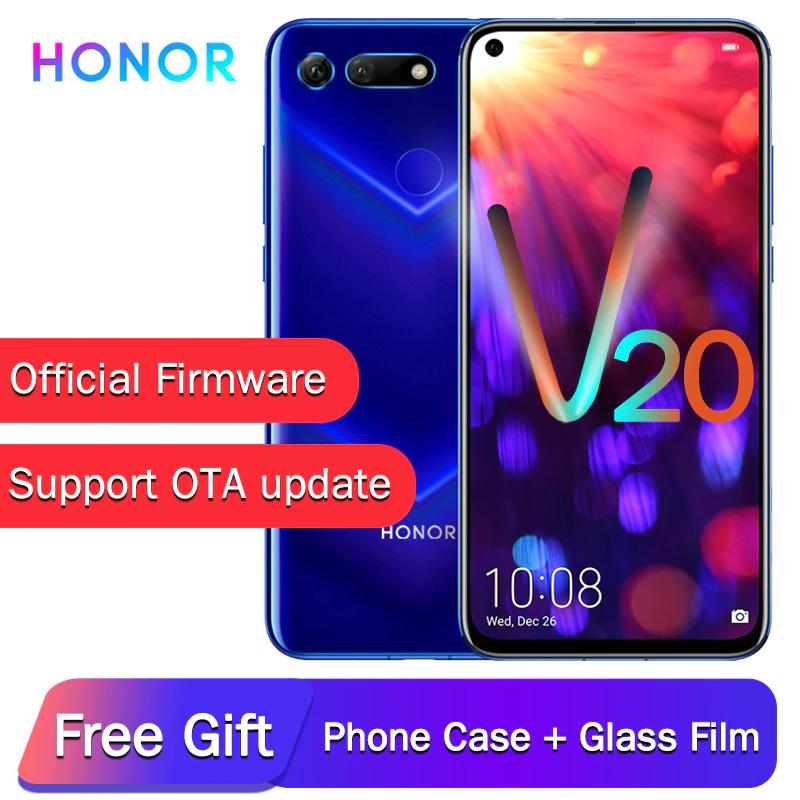 AliExpress: Honor V20 6GB/128GB Kirin 980 (DHL Incluido)